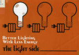 Better lighting with less energy : the light side