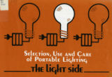Selection, use and care of portable lighting : the light side