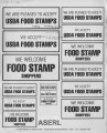 We are pleased to accept USDA food stamps : we accept USDA food stamps : we welcome food stamp...
