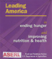 Leading America in ending hunger and improving nutrition & health