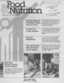 Food & Nutrition [Volume 9, Number 5]