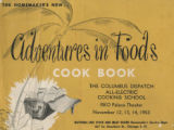 The homemaker's new-- adventures in foods cook book