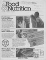 Food & Nutrition [Volume 13, Number 3]