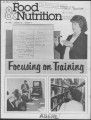 Food & Nutrition [Volume 16, Number 3]