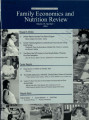 Family Economics and Nutrition Review [Volume 16, Number 1]
