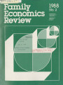 Family Economics Review [1988, Volume 1, Number 2]