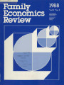 Family Economics Review [1988, Volume 1, Number 3]