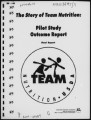 The story of Team Nutrition pilot study outcome report : final report