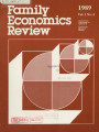 Family Economics Review [1989, Volume 2, Number 4]