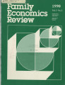 Family Economics Review [1990, Volume 3, Number 2]