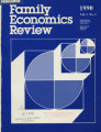 Family Economics Review [1990, Volume 3, Number 3]