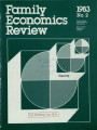 Family Economics Review [1983, Number 2]