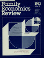 Family Economics Review [1983, Number 3]