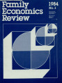 Family Economics Review [1984, Number 3]