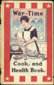 War-time cook and health book