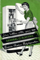 Live better with your 1951 General Electric space maker refrigerator