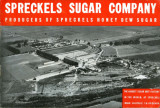 Spreckels Sugar Company  producers of Spreckels Honey Dew sugar
