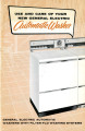 Use and care of your new General Electric automatic washer