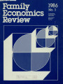 Family Economics Review [1986, Number 3]