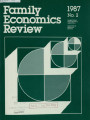 Family Economics Review [1987, Number 2]