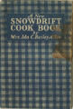 A new Snowdrift cook book