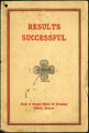 Results successful : a book of common-sense rules for running Ideal boilers, issued in the...