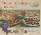 Butter cookie booklet : 25 cookie recipes for festive eating and treating