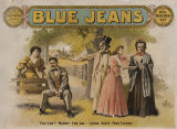 "Blue Jeans, Joseph Arthur, ""You can't marry the gal-,"" USA [poster]"