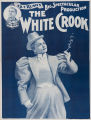 The White Crook [poster]