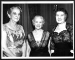 [Matha Blakeney Hodges with Mrs. Weaver, Mrs. Edens, and Mrs. Purlea]