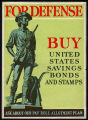 For defense - buy United States Savings bonds and stamps
