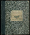 [Sketchbook, 1951-1952] [Maud Gatewood collection]