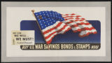 We can...we will...we must!...Franklin D. Roosevelt - Buy U.S. Savings Bonds & Stamps now