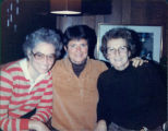 Pearl Berlin and Lennie Gerber with Jan