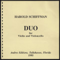 Duo for Violin and Violoncello