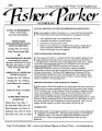 Fisher Parker [October 2003]