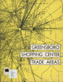 Greensboro shopping center trade areas