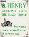 O. Henry wouldn't know the place today!