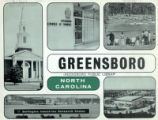 Greensboro, North Carolina [booklet]