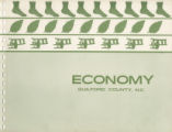 Economy: A technical report on the economy of Guilford County, North Carolina, the set of...