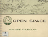 Open space; a community facilities report on the open space of Guilford County, North Carolina