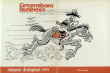 Greensboro business [August 1968]