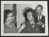 [Jane Helms Vance's promotion to Captain, 1969]