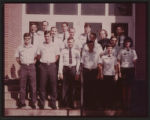 [Group photograph at Sheppard Air Force Base; 1978]