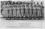 [Women Officers Advanced Course Class IV,  1957]