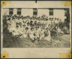 [Group photograph of members of the United States Army Nurse Corps]