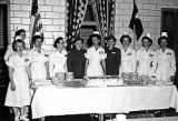 [54th anniversary of the Army Nurse Corps, 1955]