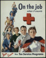 On the job when it counts Join Serve thru Ten Service Programs