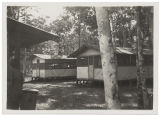 [Nurses quarters in New Guinea, 1944]