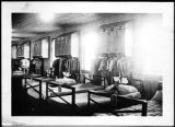 [Women's Reserve barracks at Camp Lejeune, circa 1944.]